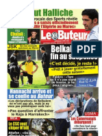 LE BUTEUR PDF du 05/08/2012