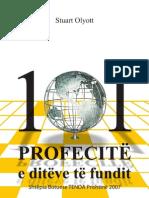 101 profecitë e ditëve të fundit - Stuart Olyott