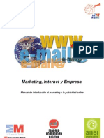 Marketing Internet y Empresa