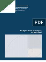 EG Six Sigma Toolkit Final Sm