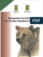 Bear Management Plan, Rumunia