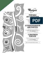 Whirlpool Air Conditioner ACP102PR2 66126277