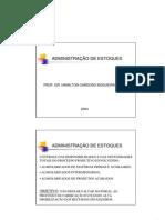 Administraçao Estoques I