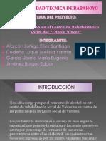 Diapositivas Del Proyecto de Alcoholismo