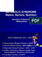 2010 Metabolic Syndrome