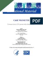 Clinician Case Vignette
