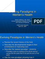 Evolving Paradigms.ehoffman