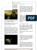 Planetary Facilities Booklet