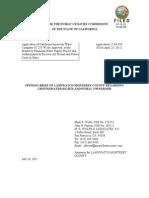 Landwatch Monterey County Opening Brief a.12!04!019