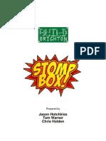 Stompbox Workshop