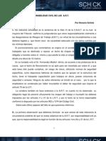 Responabilidad Civil de Las a.r.t. - Schick