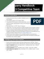 Company Handbook 2012-13