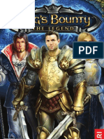 King's Bounty - The Legend User Manual
