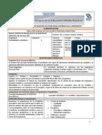 ECA´s Probabilidad y Estadística 2012