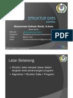 Struktur Data Ch01