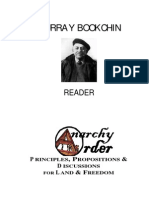 11533486 Bookchin Murray Reader