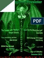 Green Trapezoid Newsletter - Summer 2012