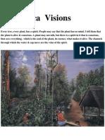 Ayahuasca Vision the Shaman's Bible by Pablo Amaringo