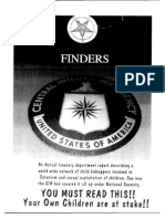 CIA Child Trafficking - The Finders
