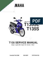 Yamaha LC135 Servis Manual