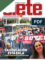 Semanario Siete- Edición 38