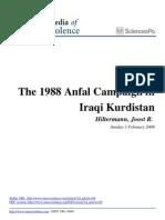 The 1988 Anfal Campaign in Iraqi Kurdistan