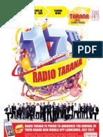 Tarana 17th Bday Paper