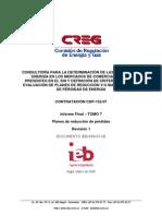 CREG Colombia Plan de Reduccion de Perdidas