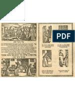CursoDeLadino.com.ar - A sheet of Livorno Haggadah 1838 Hebrew and Ladino (Katz Center Library)