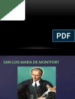 San Luis Maria de Montfort