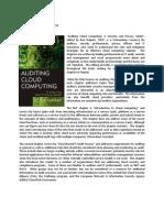 Book Review - Auditing Cloud Computing