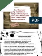 Isu-Isu Ekonomi Kumpulan 6 Pim 2