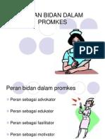 Peran Bidan Dalam Promkes