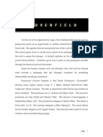 Cloverfield (Production Notes)