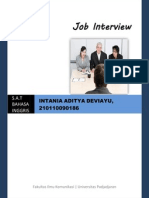 Cover 3 Job Interview