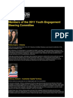 Australian Youth Forum 2011-2012