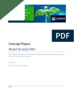 Landmark Concept Paper