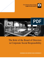 08-169The Role of the Board of Directors in CSR Report WEB28