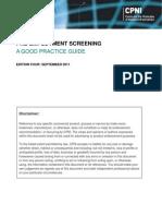 2009024-Gpg Pre Employment Screening