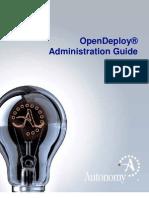 OpenDeploy 7.2 Administration Guide Rev1 En