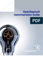 OpenDeploy 7.2 Administration Guide Rev1 En