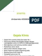 Dinda Anemia