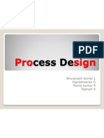 Process Design - OM