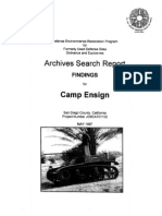 Camp Ensign History