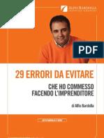 eBook 29errori