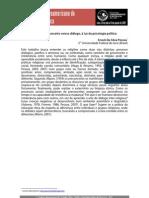 Resumenes ICongreso iberoamericano de Psicología política