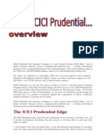 ICICI Prudential Life Insurance Company is a Joint Venture Between ICICI Bank