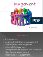 Management concepts