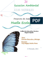 Yoly - Proyecto de Aula Huella Ecologica
