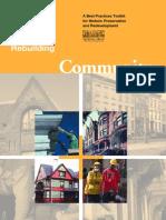 Rebuilding Community